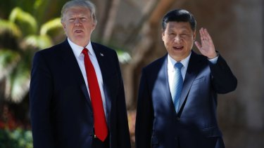 Global sharemarkets are starting to feel the effects of the Trump-imposed trade war with China's Xi Jinping.