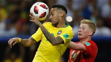 God's plan: another World Cup failure for Brazil was all part of the plan, Neymar says.