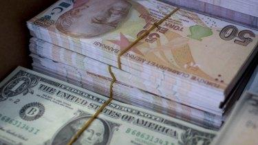 Bad exchange rates have plagued Australians.
