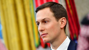Jared Kushner, senior White House adviser, raised US security forces' concerns when he established unofficial communications lines with Saudi Arabia's Crown Prince Mohammed bin Salman.