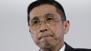 Hiroto Saikawa's four-decade career at Nissan came to an abrupt end.