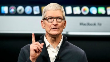 Tim Cook has made no secret of Apple's plans to get into video streaming.