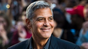 George Clooney has been a long-time ambassador for a coffee brand.