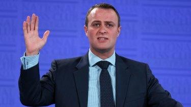 Liberal MP Tim Wilson