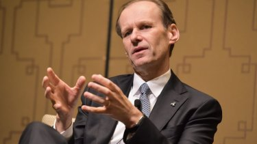ANZ chief executive Shayne Elliott is facing calls to ease credit strain on customers.
