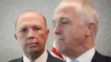 Peter Dutton is eyeing off the role of prime minister, and CKI's $13 billion APA takeover may be caught in his wake.