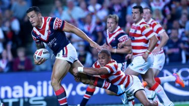 Williams is returning to rugby league, the sport where he first burst to prominence.
