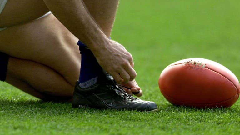 A growing number of AFL players are opening up about their mental health battles.