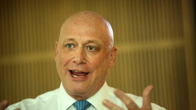 Andy Vesey has played hardball with the federal government for more than a year.