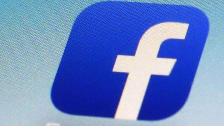 Under the spotlight: Facebook.