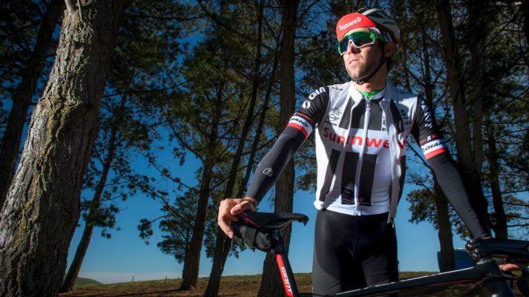 Canberra's Michael Matthews is back on the winner's list.