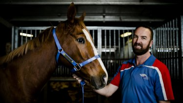 Nick Olive's stable star Single Gaze's racing career has come to an end.