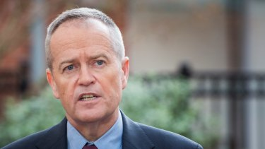 Bill Shorten's plan to fix aged care has not been costed.
