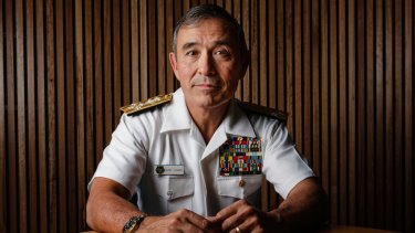 Admiral Harry Harris - once slated to be US Ambassador to Australia - helped Hollywood track down his mother.