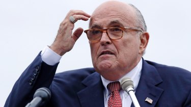 Rudy Giuliani, President Donald Trump' lawyer, failed to grasp the workings of Twitter.