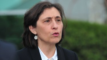 Victorian Energy and Environment Minister Lily D'Ambrosio.