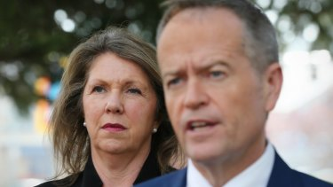 Shadow Health Minister Catherine King and Opposition Leader Bill Shorten want to cap premiums at 2 per cent for two years.