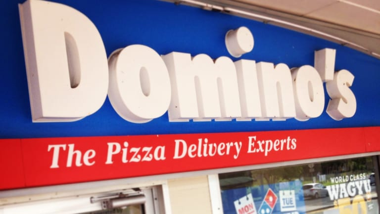 Dominos Pizza paid a 19 per cent tax rate.