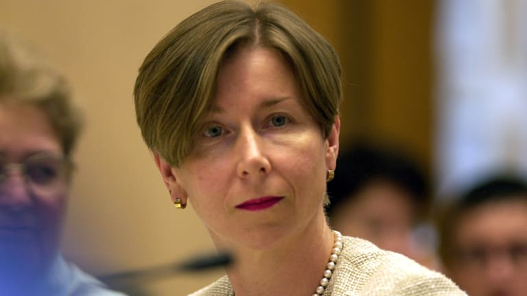 Jane Halton has spoken after the Cambridge Analytica revelations.