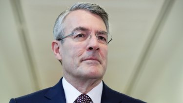 Labor, including shadow attorney-general Mark Dreyfus, are watching the move closely.