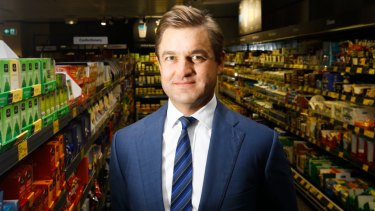 Aldi Australia chief executive Tom Daunt says the supermarket chain has an Australian-first buying policy.