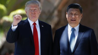 The stalemate between the US and China has markets getting increasingly nervy.
