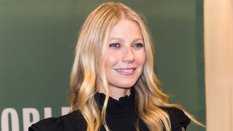 Gwyneth Paltrow, Columbus of yoga.