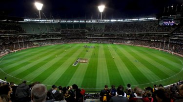 Time for change? The AFL would be best advised to hold off on changing the grand final scheduling for a year.