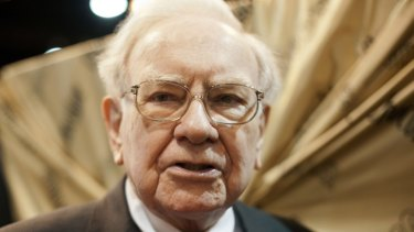 Billionaire Warren Buffett says a trade war would would be dire for the world economy.