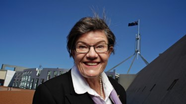 Independent MP Cathy McGowan has long campaigned for a national integrity commission.
