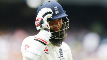 Moeen Ali says he was shocked by the level of abuse from the Australian cricket team in the last Ashes series.