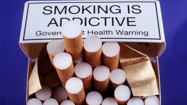 If Woolworths is putting ethics into its business strategy will it keep selling cigarettes?