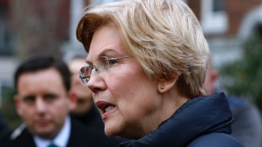 Elizabeth Warren is running for the Democratic presidential nomination on a platform to reduce economic inequality and racial injustice.