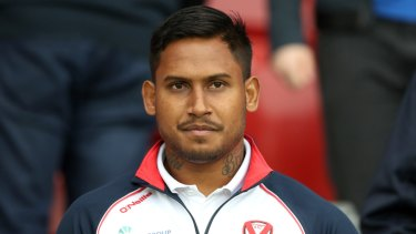 Another chance? Ben Barba's career has widely tipped to be over after his latest indiscretion, but a Super League great isn't so sure.
