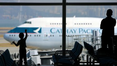 Cathay Pacific says thieving by staff has cost it 'hundreds of millions' over the years.