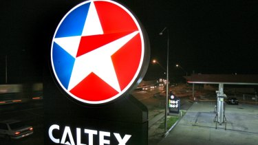 It's been a shocking six months for Caltex as it faced sluggish consumer spending and falling refinery margins.