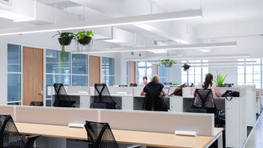Hub opened its first coworking space in Brisbane late last year at Anzac Square.