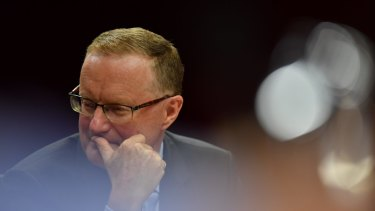The Reserve Bank's governor, Philip Lowe, is searching for answers.