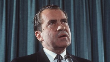 Israel's enemies knew that Richard Nixon was consumed by Watergate in 1973.