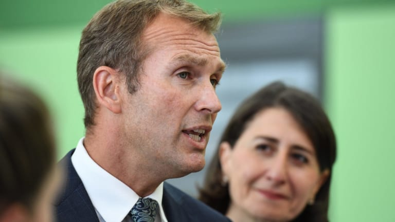 NSW Education Minister Rob Stokes says school maintenance and examination authority NESA are essential to students' learning.
