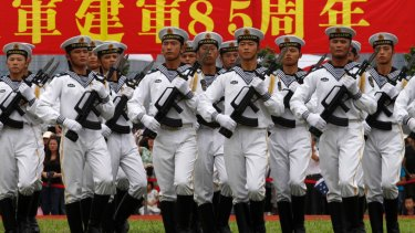 China has spent the past two decades figuring out how to undermine the US.