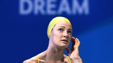 Cate Campbell is determined to leave a legacy.