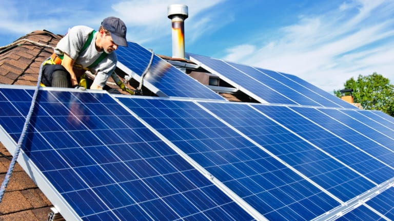 Maintaining solar panels are just as important as installing them.