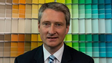 Nippon Paint wants Dulux CEO Patrick Houlihan and his team to use its global presence to accelerate the expansion of the Australasian business.