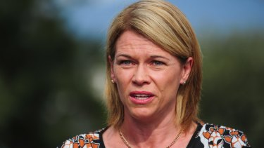 Former NSW primary industries minister Katrina Hodgkinson is considering a tilt at the federal seat of Gilmore.