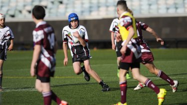 New era: The game will change for some of rugby league's youngest players, with the NRL convinced it is for the better.