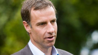 Greens Senator Nick McKim says he has done 'nothing wrong'.
