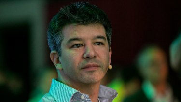 """Ousted Uber founder Travis Kalanick: The worse the company behaved, the more strongly it came to believe that it was actually """"crushing it""""."""