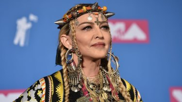 Madonna has seemingly reignited her long-running feud with Lady Gaga.