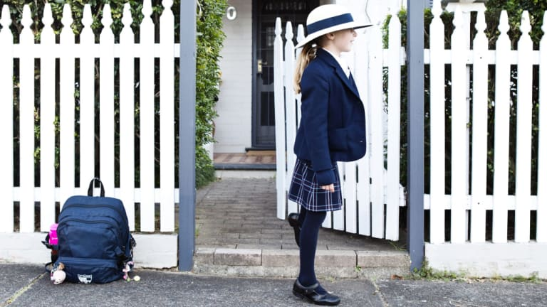 The report found that NSW schools are better at lifting high-achieving students than at growing disadvantaged students.